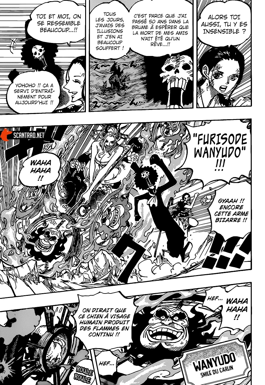One Piece Scan 1020, image №10