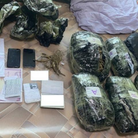 Упаковки женьшеня стоимостью 15 миллионов рублей обнаружи...