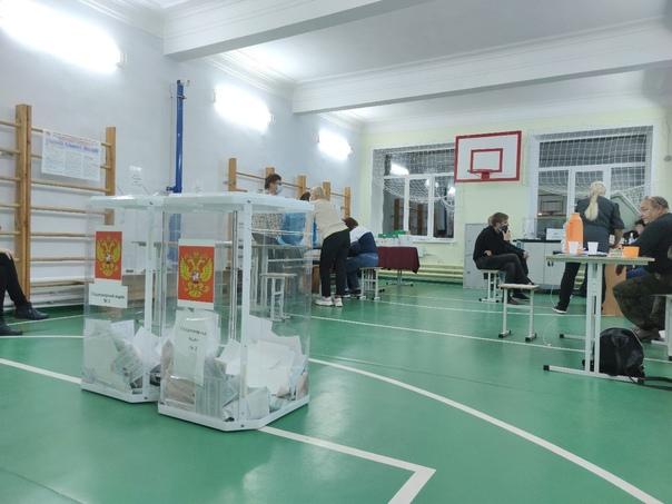 Финальный день голосования: коммунисты жалуются на...