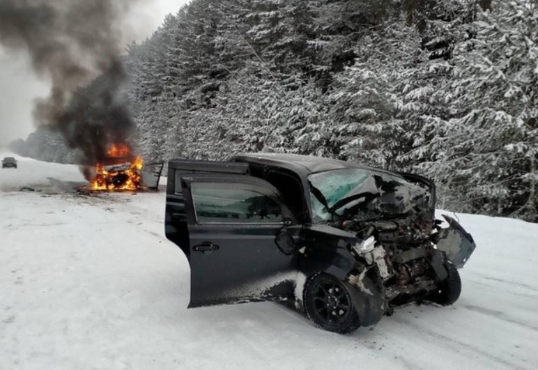 Три человека погибли в результате ДТП на границе Марий Эл и Кировской области