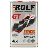 Масло моторное ROLF GT 5W30 SN/CF