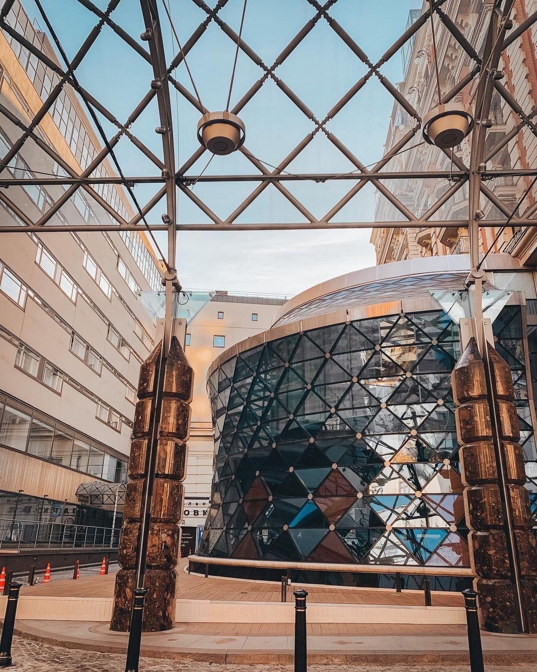 Городская эстетика и детали, на которые можно смотреть бесконечно