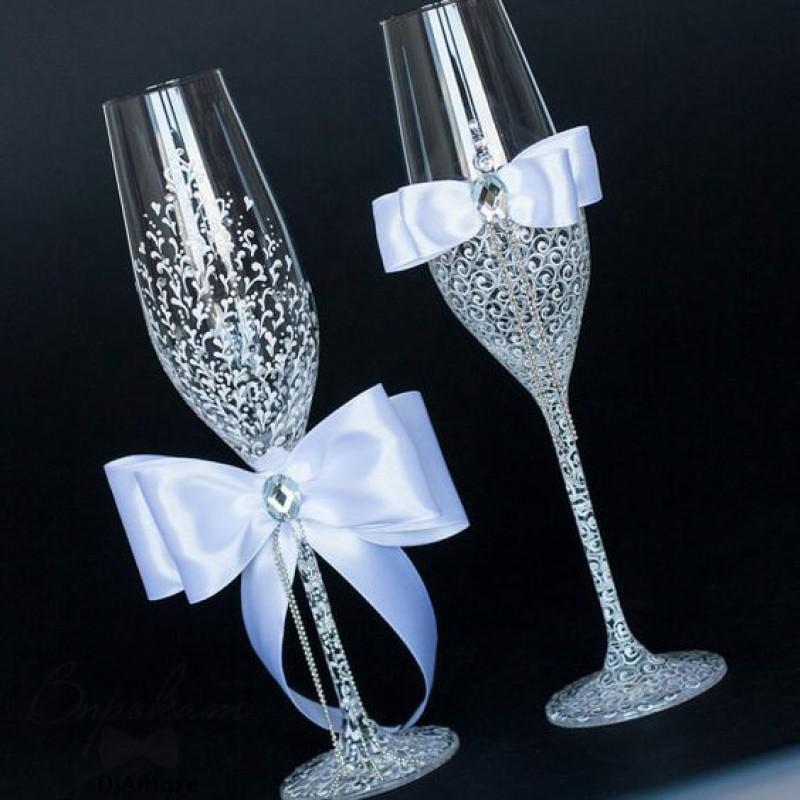 9hMQ4KQQpns - Красивые свадебные фужеры