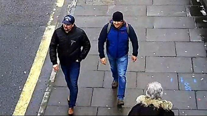 Спецслужбы Чехии заявили о нахождении Петрова и Боширова на месте взрыва склада