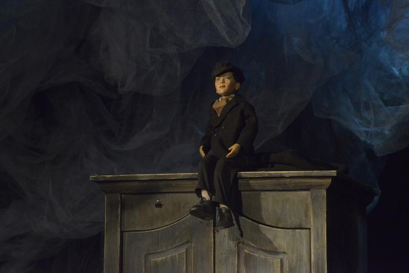 Спектакль «Дети Ноя» Драматического театра «Комедианты» (Санкт-Петербург)