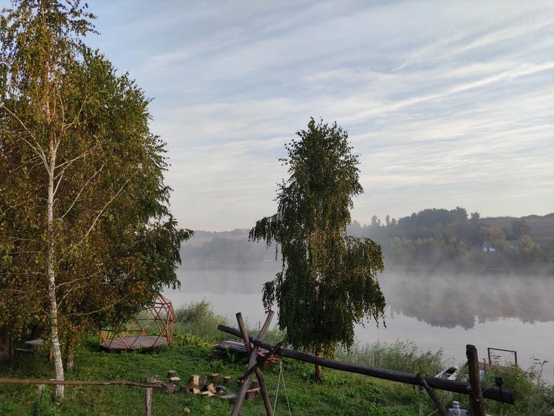 Мистическое озеро в Киданивке