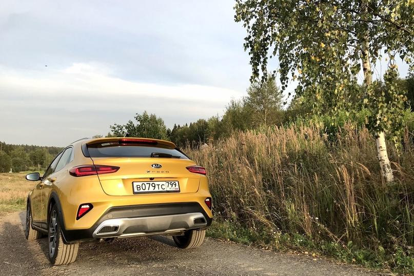 Kia XCeed: стоит ли отдавать 2 млн рублей за стильный кроссовер, изображение №2