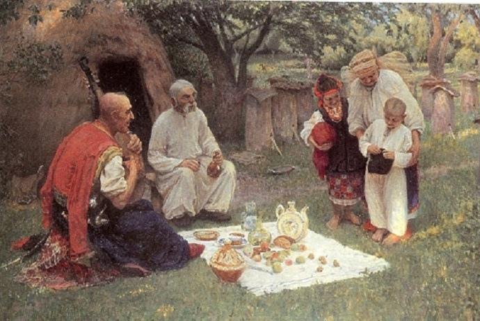 🇺🇦#Украина@slaviane #традиции@slaviane