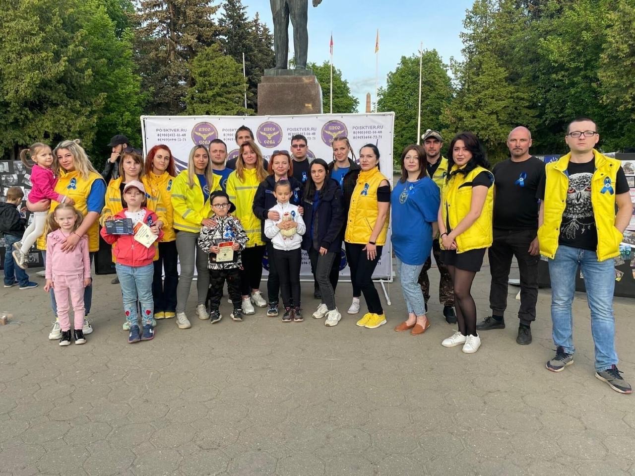 Кимрский волонтерский поисково-спасательный отряд «Сова»: Чужих детей не бывает