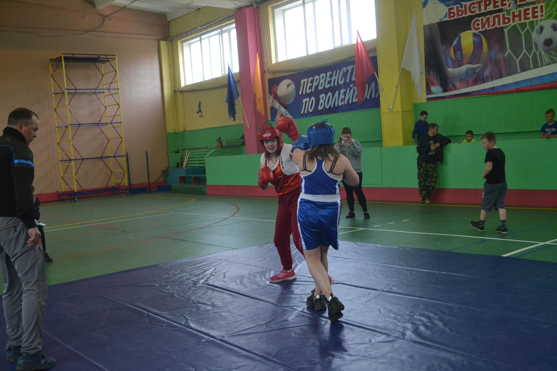 Турнир МУ Удорская СШ по боксу среди юношей и девушек