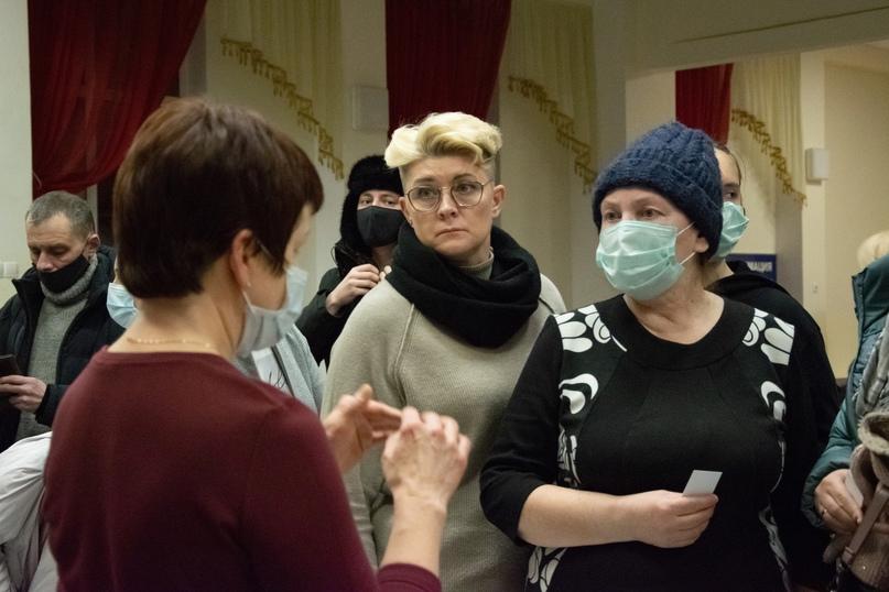 Представители городских медучреждений встретились с 11-классниками, ориентированными на медицинские специальности, изображение №3
