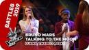 Bruno Mars Talking to the Moon Luana Thapelo Eske Battles The Voice Kids 2019 SAT 1