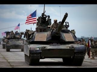 На случай войны! США добили – войдут, техника готова. Путин в истерике – срочный ультиматум, браво!