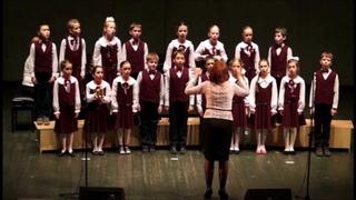 Хоровой концерт 3-4 классов разных лет