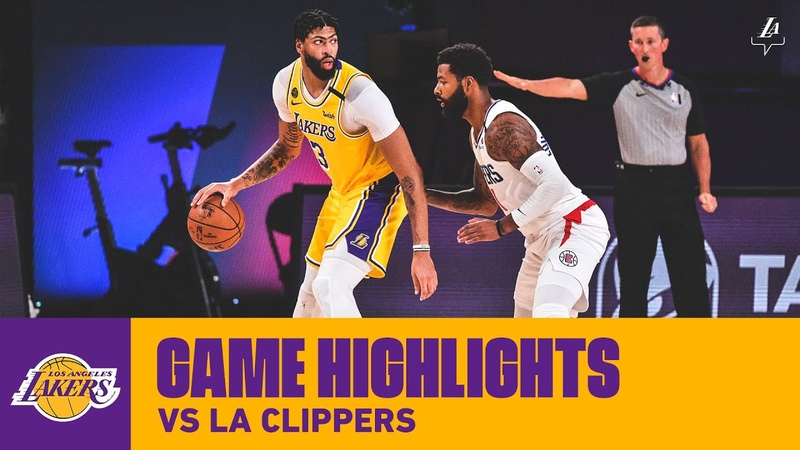 HIGHLIGHTS Anthony Davis 34 pts 8 reb 4 ast vs LA Clippers