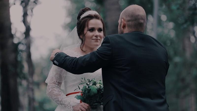 Прекрасная свадьба Вюсала Алины