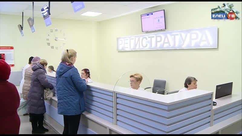 Поликлиника №1 приступила к реализации бережливых технологий