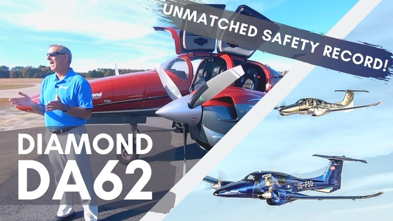 What Makes the DA62 the SAFEST Twin Engine Aircraft DIAMOND AIRCRAFT SAFETY SPECS
