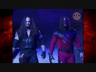 Undertaker, Kane, Vince, Bearer, Austin Segment  Raw