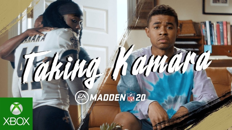 Madden NFL 20 | Superstar KO ft. Alvin Kamara