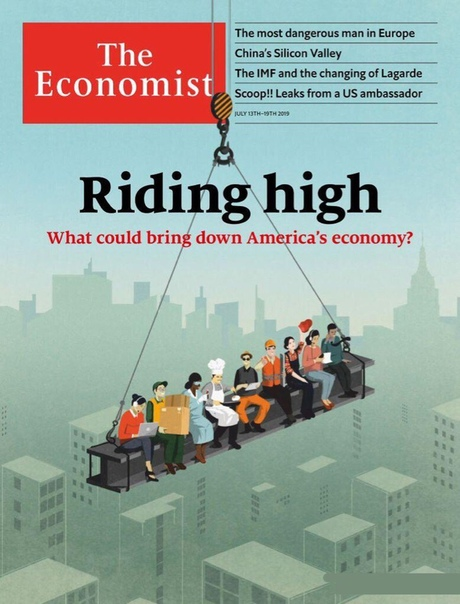 The Economist USA - July 13, 2019