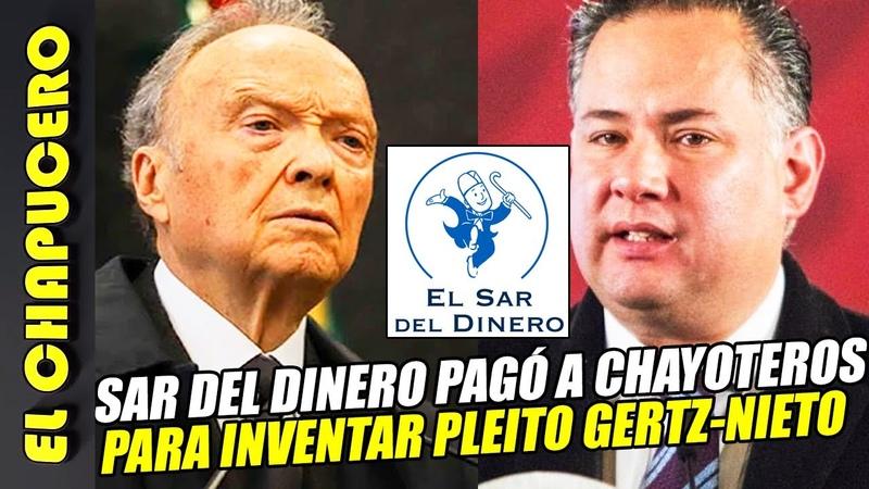 Empresario perseguido por EU pagó a chayoteros para inventar pleito de Gertz con Nieto