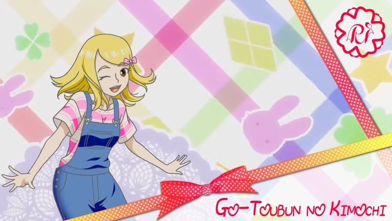 RI💮 feat youmiteru girls Go Toubun no Kimochi RUS TV size Go Toubun no Hanayome 1 OP