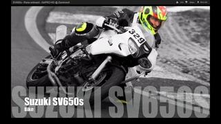 Race onboard   Suzuki SV650s   GoPRO HD   Zandvoort