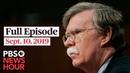 PBS NewsHour live show September 10, 2019