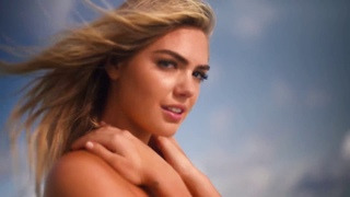 Kate Upton Wears a Golden Skirt and Nothing Else   INTIMATES   Sports Illustrated Swimsuit