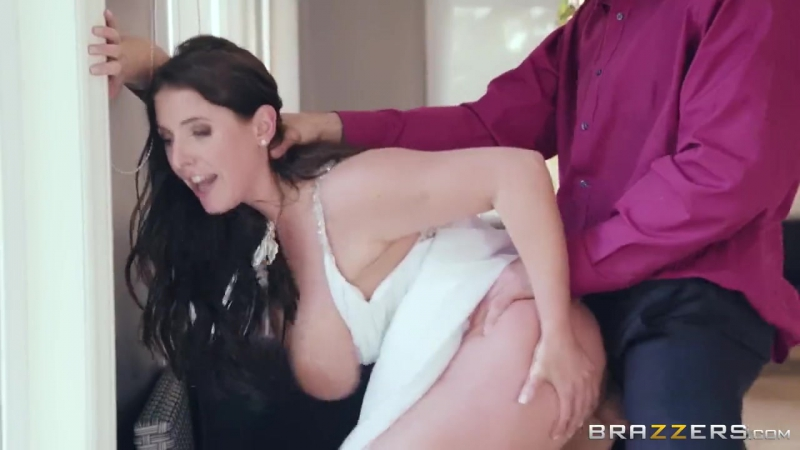 BRAZZERS CHEATING BRIDE ANGELA WHITE LOVES ANAL HD, star, pov, big tits, big ass, new porn