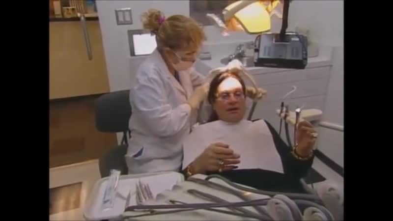 Ozzy at the Dentist не секс порно сосет минет анал трахает ебет кончает оргия голая вписка