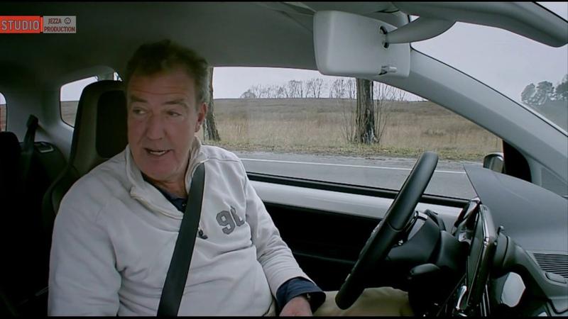 Топ Гир Поездка в Украину 13 эпизод 21 сезон 3 серия Крым Чернобыль Top Gear Trip to Ukraine
