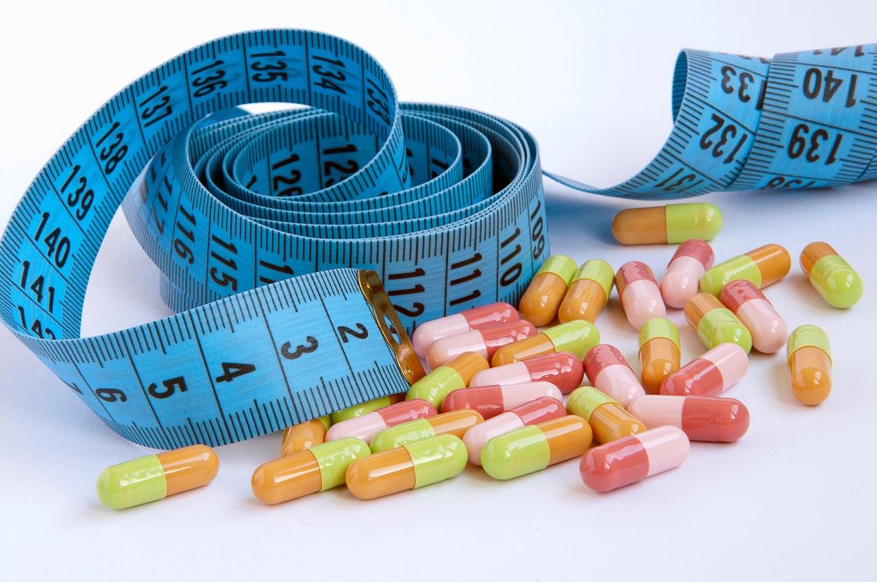 Для похудения ног таблетки