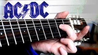 AC/DC - Back In Black   Когда Легко и Драйвово