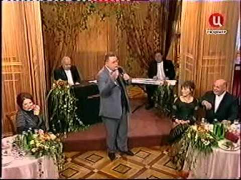 Алексей Колган в передаче Приют комедиантов 7 03 2011