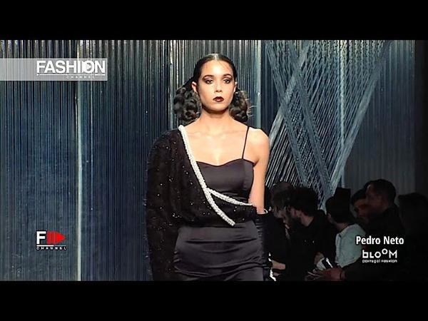 PEDRO NETO - Portugal Fashion Fall Winter 2017 2018 - Fashion Channel