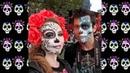 Día de Muertos, Desfile, México (День Мёртвых, Алебрихе.Мексика)