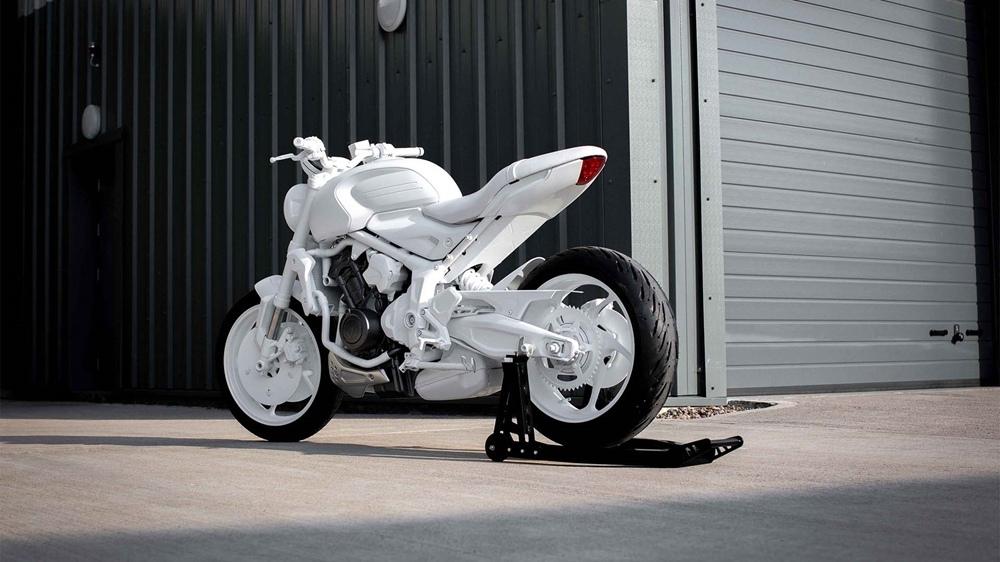 Бюджетный мотоцикл Triumph Trident выпустят в 2021 году
