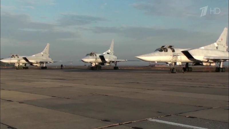Пилоты бомбардировщика Ту 22 отвели терпящий аварию самолет от жилых кварталов