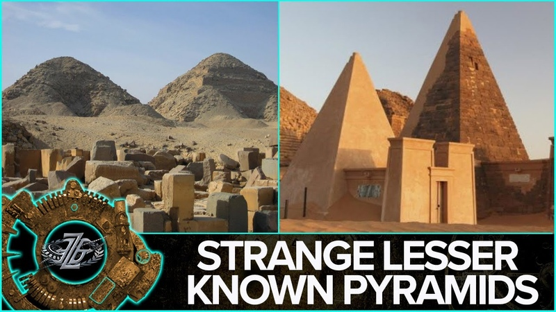 Earth's Lesser Known Pyramids Are Equally As Mysterious And Unusual