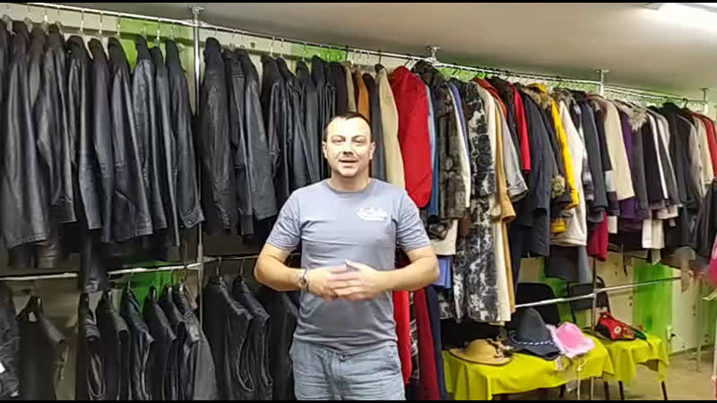 обзор мужской кожи в магазине стильной одежды Белый Кролик