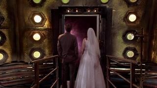 Доктор знакомиться с Донной   Сбежавшая Невеста   Доктор Кто