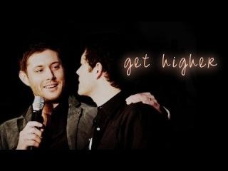 Jensen & Misha | Get Higher