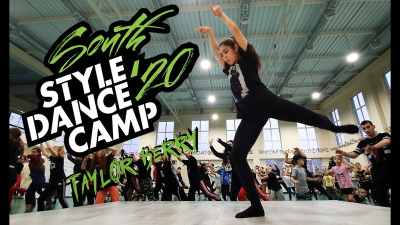 South style dance camp '20 | Taylor Berry