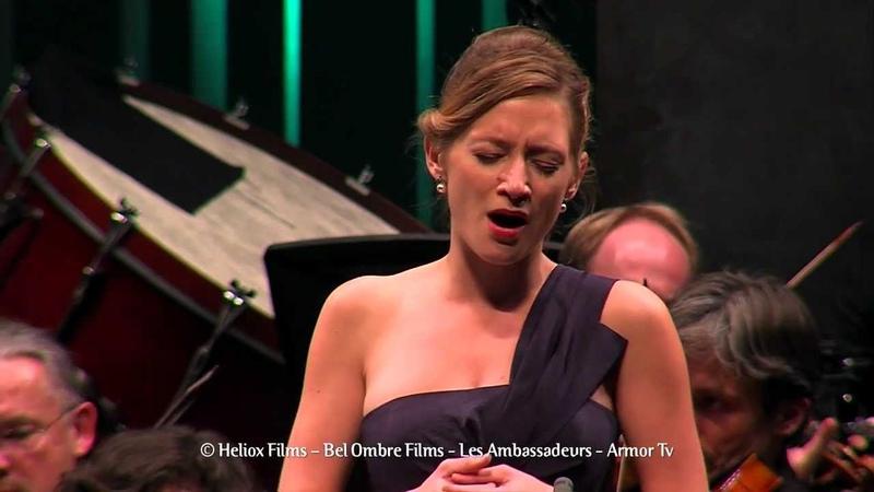 Sabine Devieilhe Les Ambassadeurs Air de Télaïre Tristes apprêts Rameau