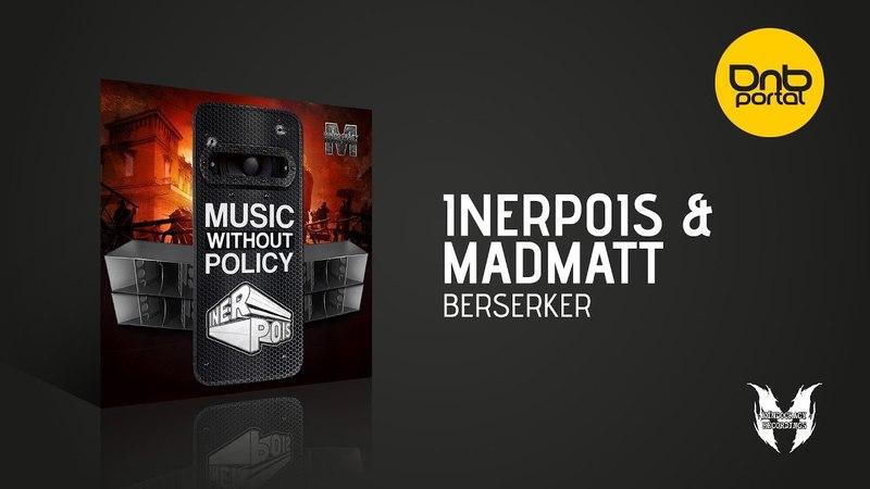 Inerpois Madmatt Berserker Mindocracy Recordings