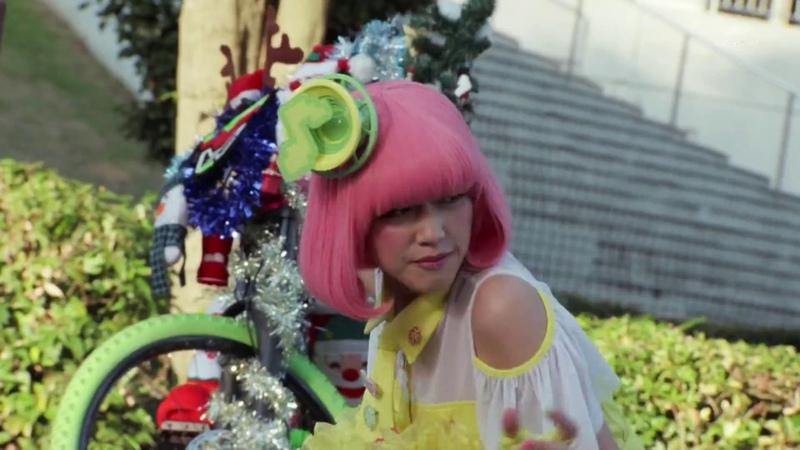 Poppy Pipopapo's Christmas Song