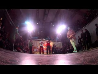 B-CON&CHEREP VS MAX&CIMA | JAMMASTER'13 | PRO BATTLES| 1/8