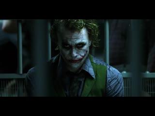 Joker - This town deserves a better class of criminal